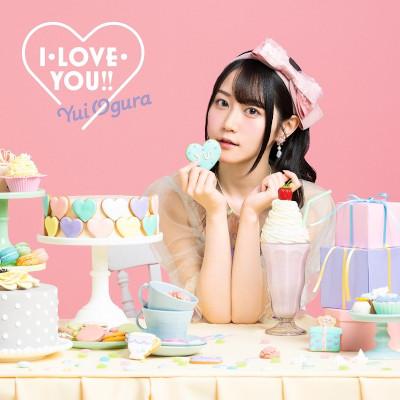 Yui Ogura - I・LOVE・YOU!! [FLAC + MP3 320 + DVD ISO]
