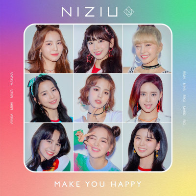 NiziU - Make you happy rar