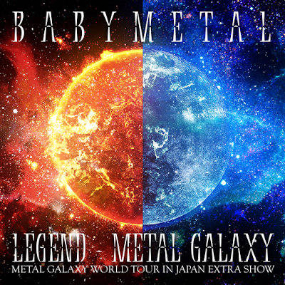 BABYMETAL - LEGEND – METAL GALAXY rar