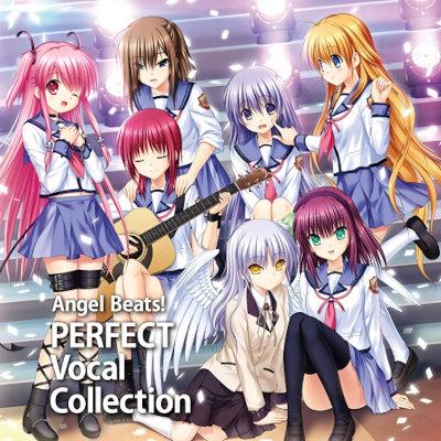 Angel Beats! PERFECT Vocal Collection rar