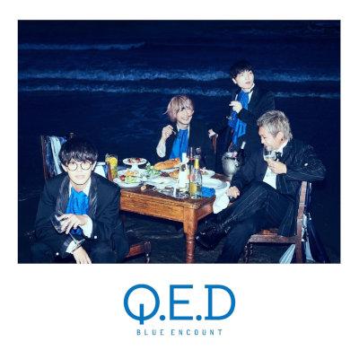BLUE ENCOUNT - Q.E.D rar