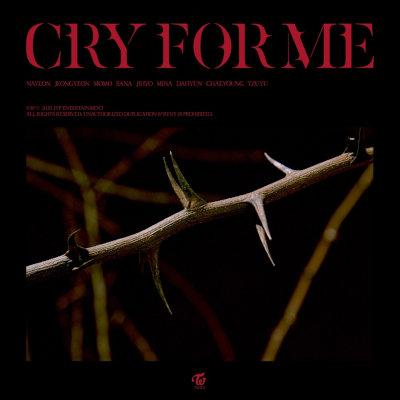 TWICE - CRY FOR ME rar