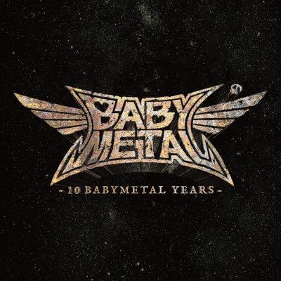 BABYMETAL - 10 BABYMETAL YEARS rar