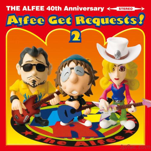 THE ALFEE - Alfee Get Requests! 2 rar