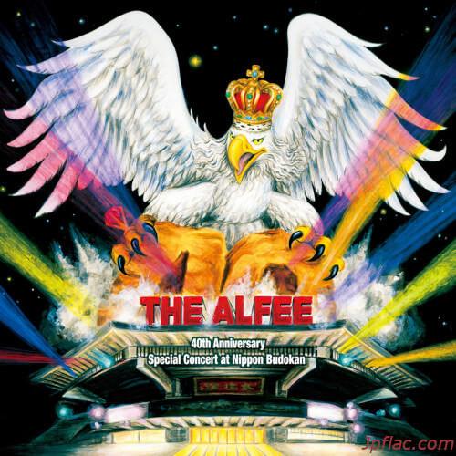THE ALFEE - デビュー40周年 スペシャルコンサート at 日本武道館 rar