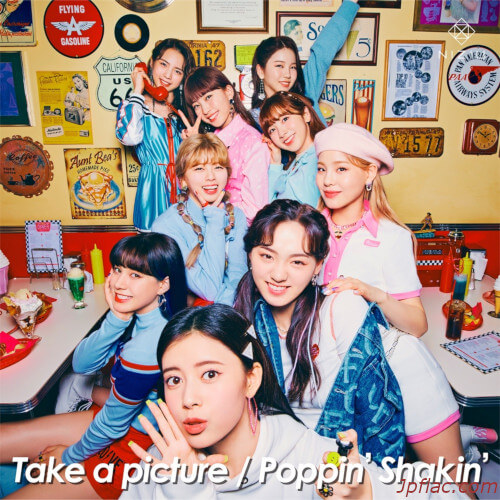 NiziU - Take a picture / Poppin' Shakin' rar