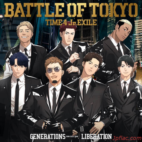 GENERATIONS from EXILE TRIBE - LIBERATION rar