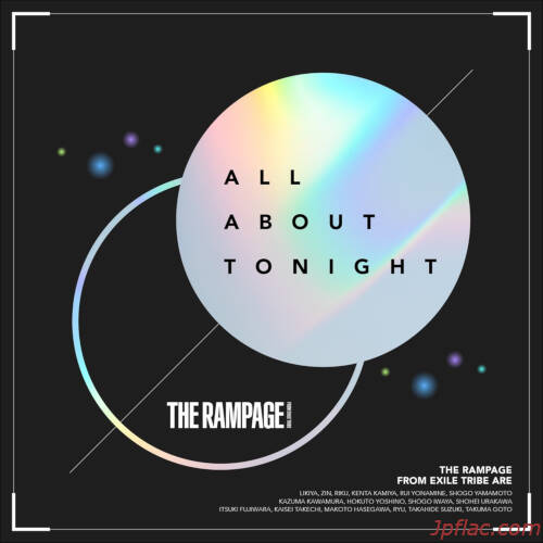 THE RAMPAGE from EXILE TRIBE - ALL ABOUT TONIGHT rar