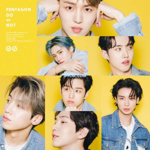 [Single] PENTAGON – DO or NOT [FLAC + MP3 320 / WEB]