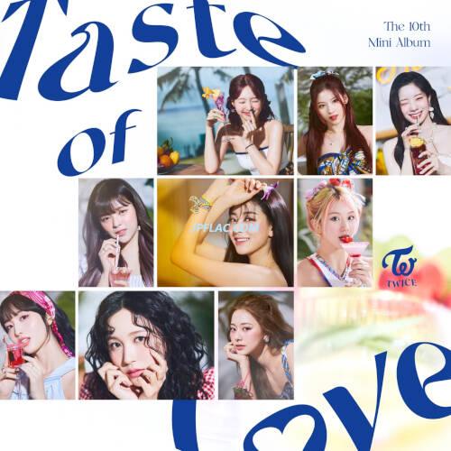 TWICE - Taste of Love rar