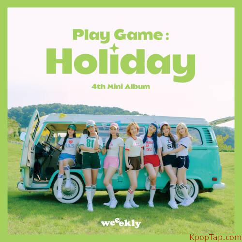 Weeekly – Play Game : Holiday [FLAC 24bit + MP3 320 / WEB]